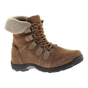 BAFFIN Verbier Snow Boot Taupe 11
